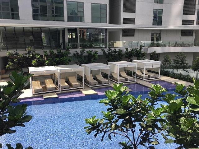 マレーシアのマンスリーマンション