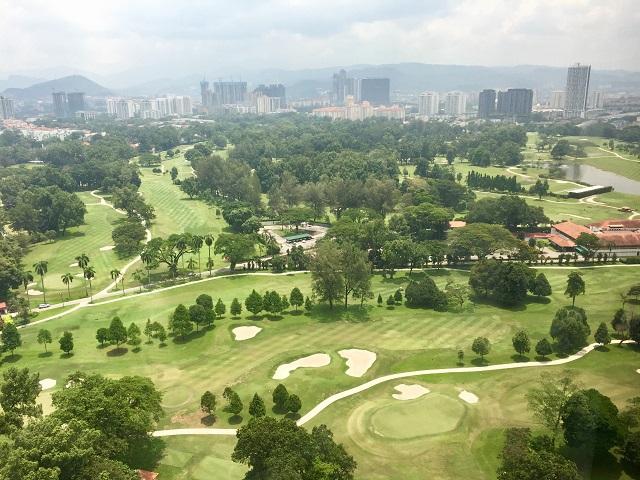 ロイヤルセランゴールゴルフクラブRoyal Selangor Golf Club、クアラルンプール