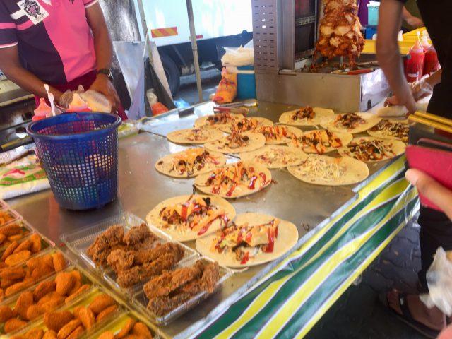 フライデーマーケット(Friday Market)マレーシア・ラジャチュラン