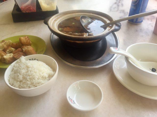 バクテー新峰肉骨茶、マレーシア