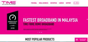 マレーシアのインターネット回線、WiFi環境の事情