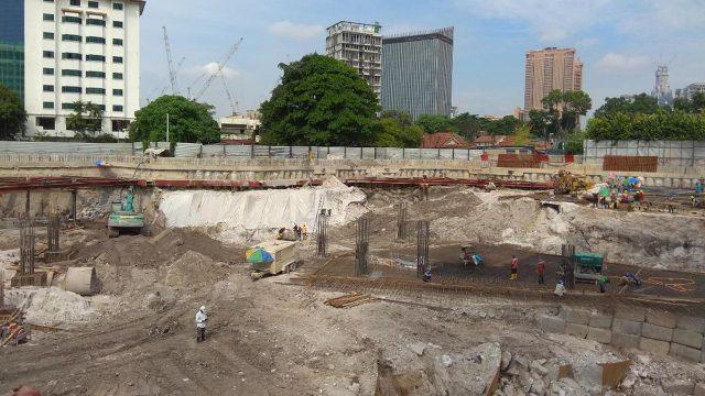 マレーシア建設中物件
