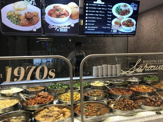 マレーシアのパビリオンショッピングモール内フードコートが、リニューアルオープンされました。