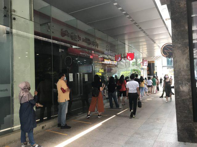 マレーシアのドン・キホーテ「DON DON DONK」
